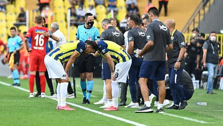 Fenerbahçe'de sakatlık kabusu! 4 haftada 10 isim sakatlandı