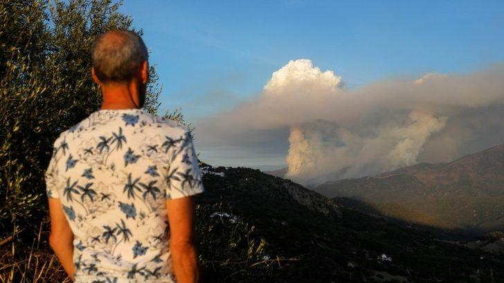 İspanya'da yangınlar: Binlerce kişi evini terk etmek zorunda kaldı