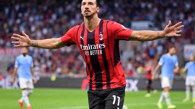 Milan sahasında kazandı