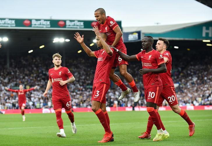 MAÇ SONUCU | Leeds United 0-3 Liverpool