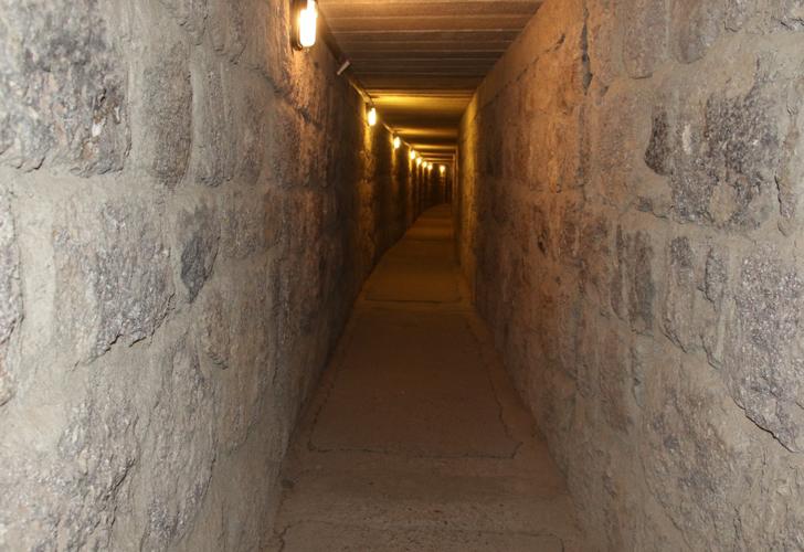 Başkent'in gizemli piramitleri görenleri büyülüyor! UNESCO'dan heyet incelemelerde bulundu