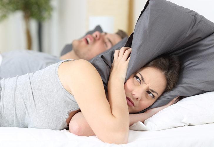 Horlama, şişman erkeklerde yaygın