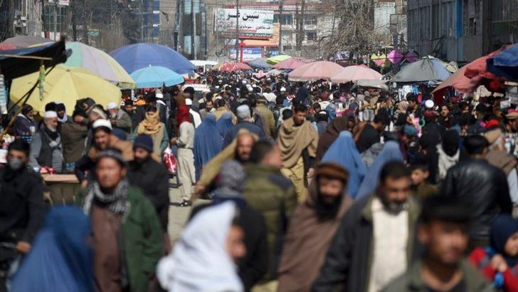 Rusya Afganistan'a Yardım Göndermeyi Planlıyor