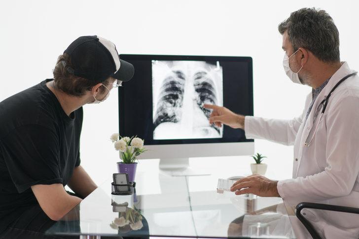Kadınlarda akciğer kanseri arttı