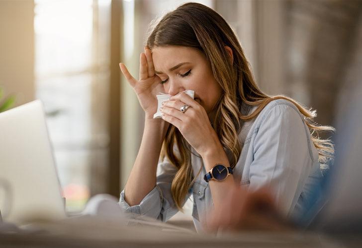 Grip için içilen toz ilaçlara dikkat