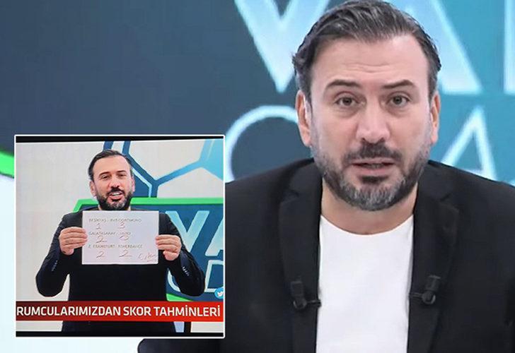 Beşiktaş'ın Şampiyonlar Ligi maçını Ertem Şener anlatmayacak