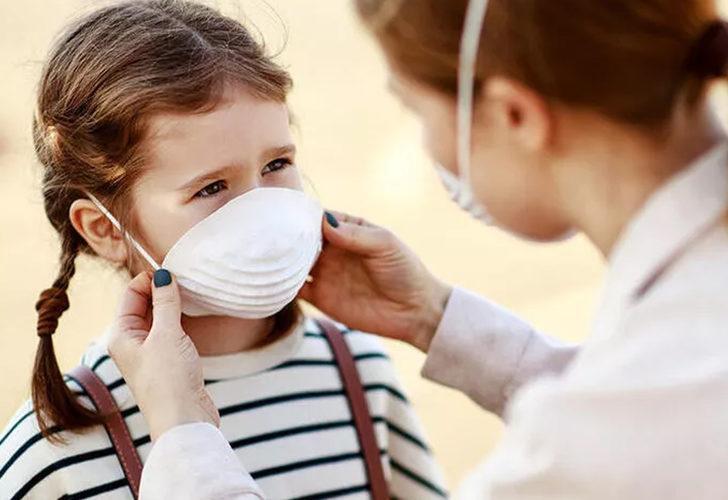 İsrail'de koronavirüs araştırması! Her 10 çocuktan birinde belirti görüldü