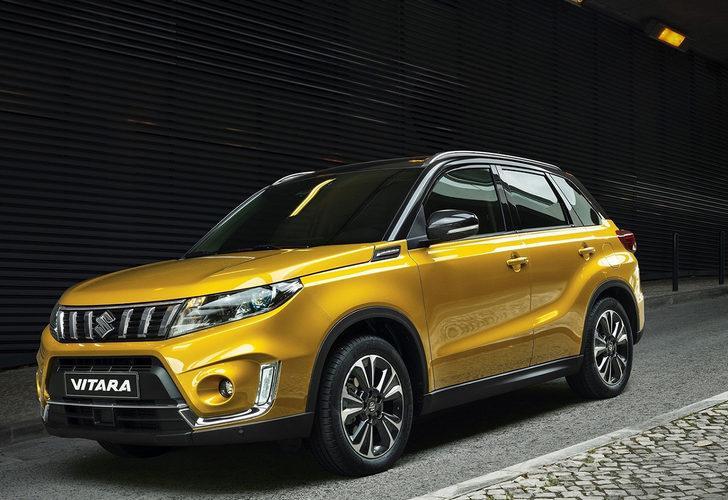 SUV tutkunlarının gözdesi! Suzuki'den Vitara için özel kredi kampanyası