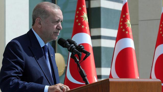 Erdoğan'dan ekonomide yükseliş mesajı