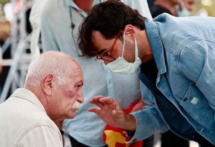 Saldırıya uğrayan oyuncu Orhan Aydın: Barış Terkoğlu kanlarımı temizledi, sahneye çıkıp Ferhan Şensoy'u selamladım