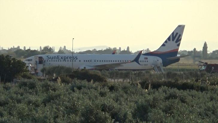 Yolcusu rahatsızlanan uçak Balıkesir'e zorunlu iniş yaptı