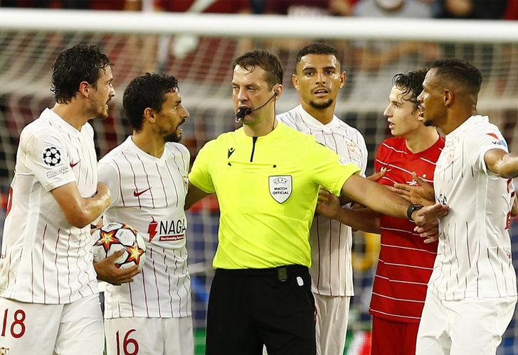 Sevilla 1-1 Salzburg (Maç sonucu)