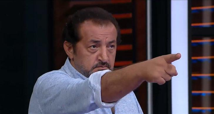 MasterChef'te yemeğini yetiştiremeyen Şükrü, Mehmet Yalçınkaya'yı kızdırdı!