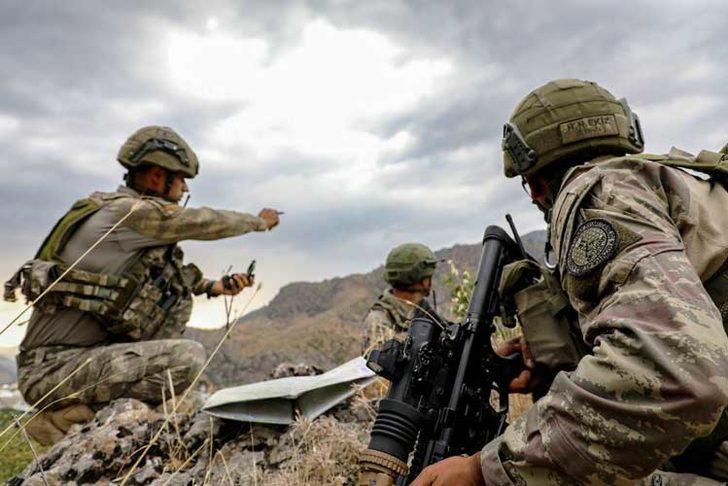MSB duyurdu: 4 PKK'lı etkisiz hale getirildi