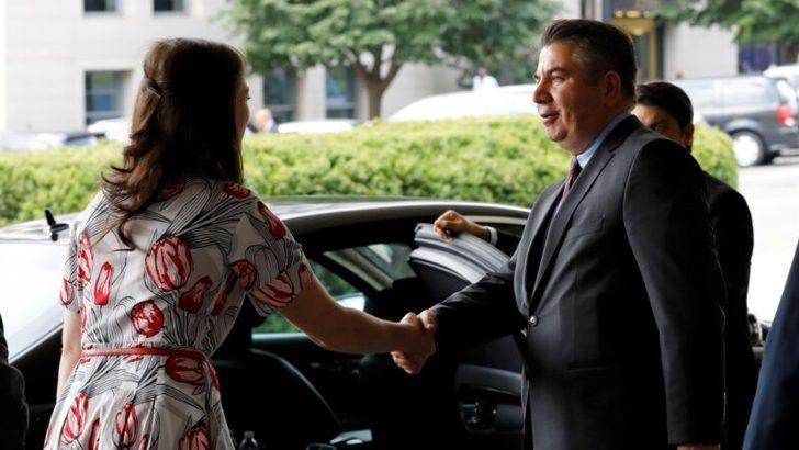 Dışişleri Bakan Yardımcısı Önal Washington'a Geliyor