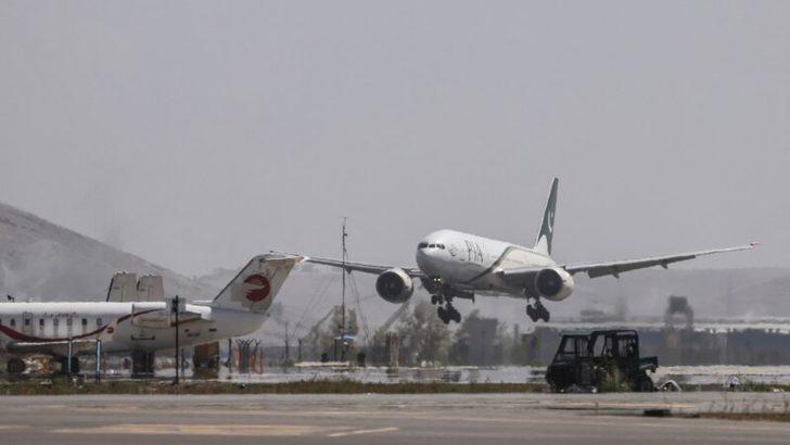 İran ve Afganistan Arasında İlk Ticari Uçuş Yapıldı