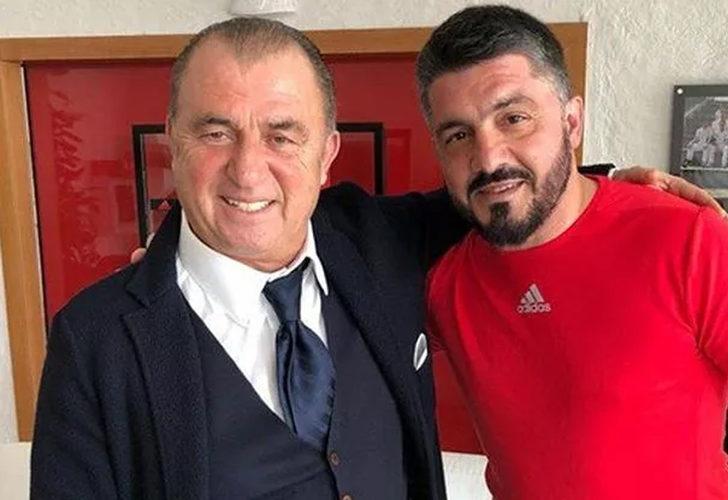 Gennaro Gattuso A Milli Takım için gündeme geldi!