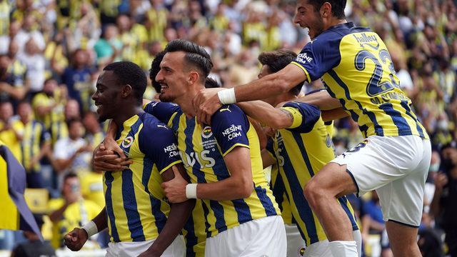 Fenerbahçe'nin Avrupa kadrosu belli oldu