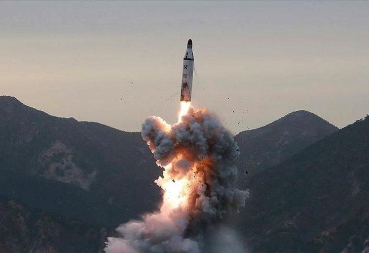 Kuzey Kore'nin attığı füze dünyayı korkutmuştu! Nereye düştüğü açıklandı