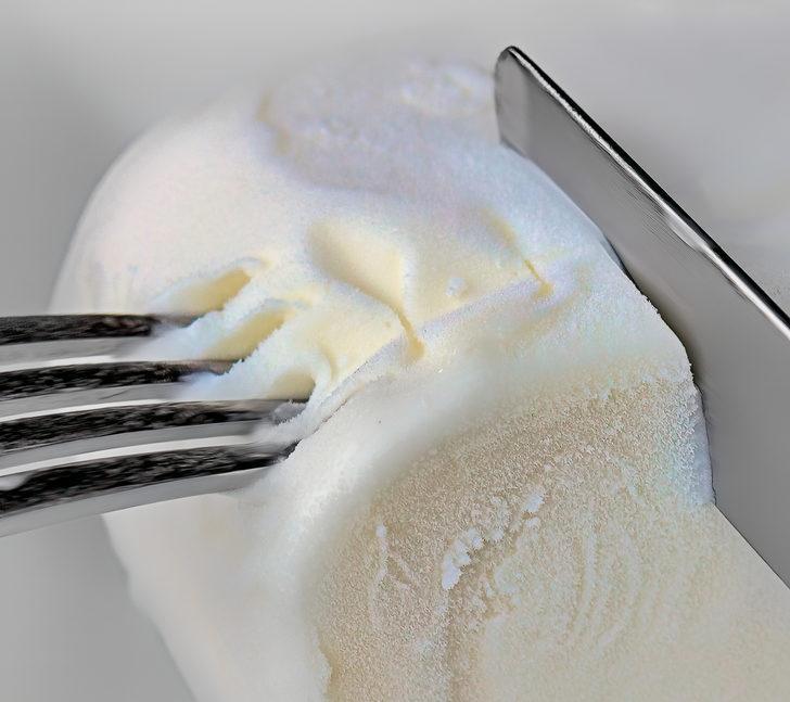 Açıkta satılan dondurmaya dikkat