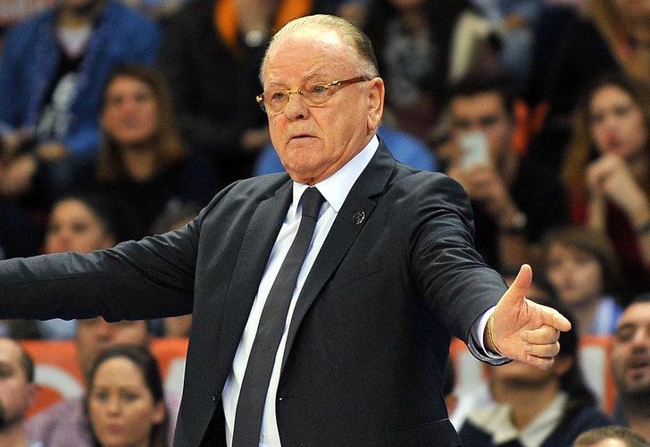 Basketbolun efsane ismi Dusan Ivkovic hayatını kaybetti