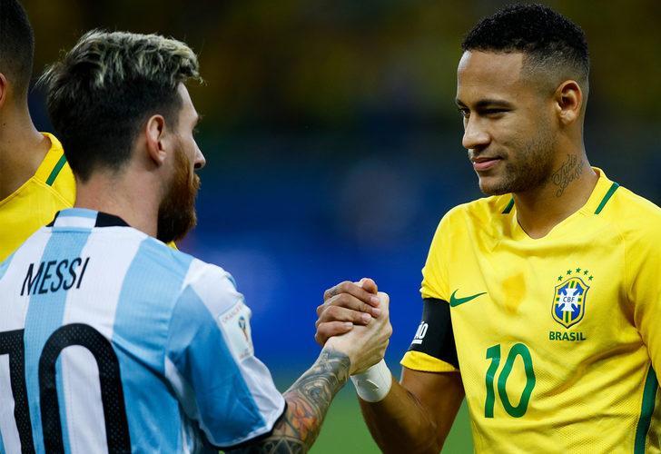 Michael Owen'dan Neymar, Mbappe ve Messi iddiası