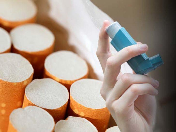 Sigara üreticisi şirket, astım ilacı üreten şirketi satın aldı!