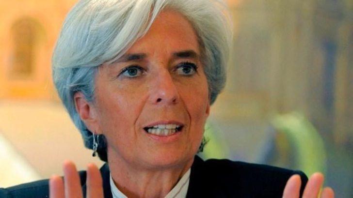 Lagarde: Euro Bölgesi beklenenden hızlı toparlanıyor