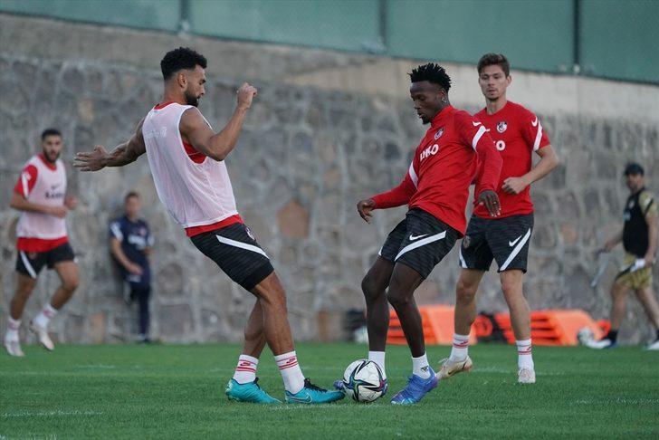 Gaziantep, Sivasspor maçı hazırlıklarını sürdürdü