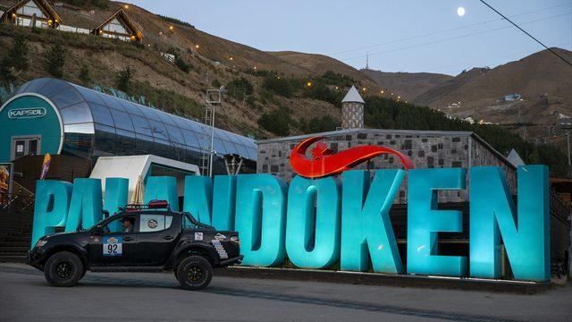 TransAnatolia Rally Raid'de sürücüler Erzurum'a ulaştı
