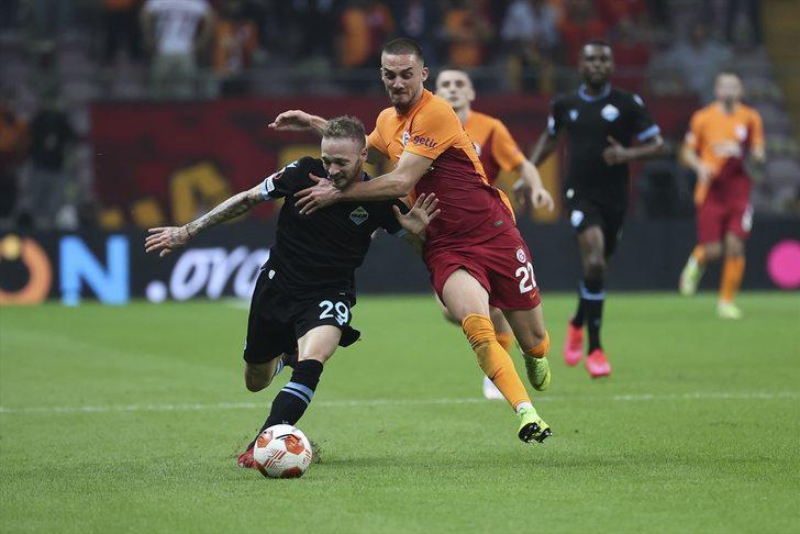 ÖZET | Galatasaray 1-0 Lazio