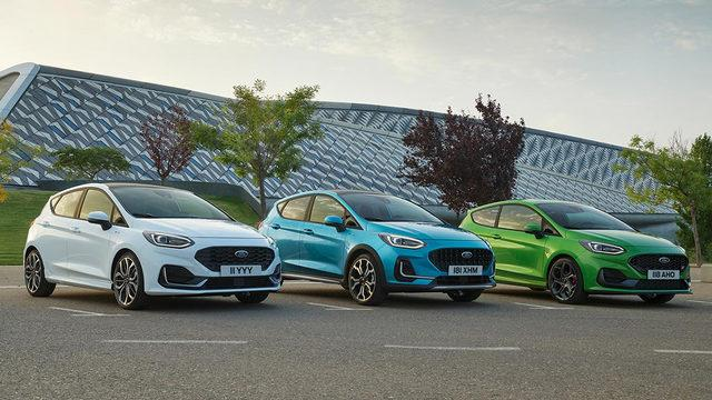Yeni Ford Fiesta tanıtıldı