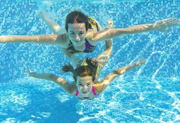 Havuz hastalıklarına dikkat! Keyif yaparken hasta olmayın