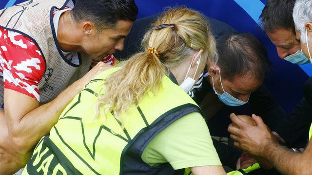 Ronaldo'nun şut çekerek bayılttığı kadın: Öldüğümü sandım