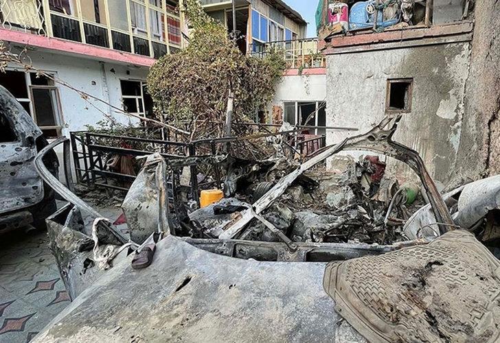ABD Kabil'de düzenlediği İHA saldırısında 10 sivilin öldüğünü kabul etti