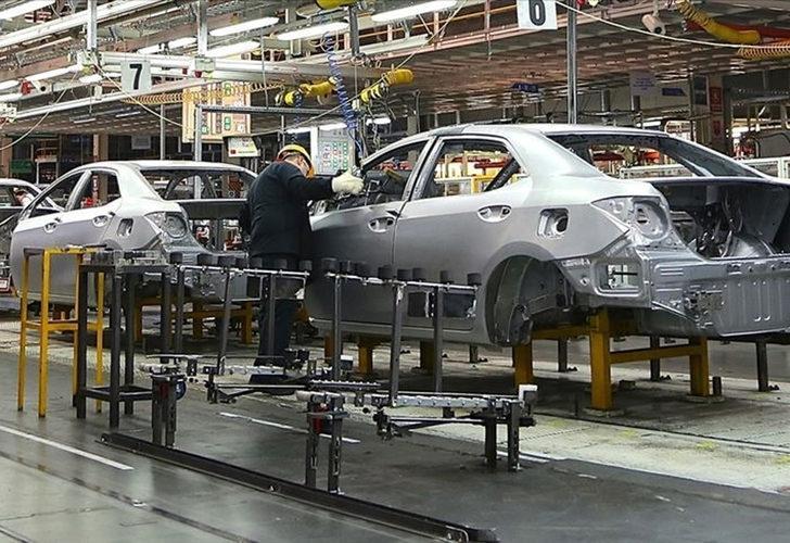 Otomobil devi Toyota, Japonya'daki 27 üretim bandını durduracak