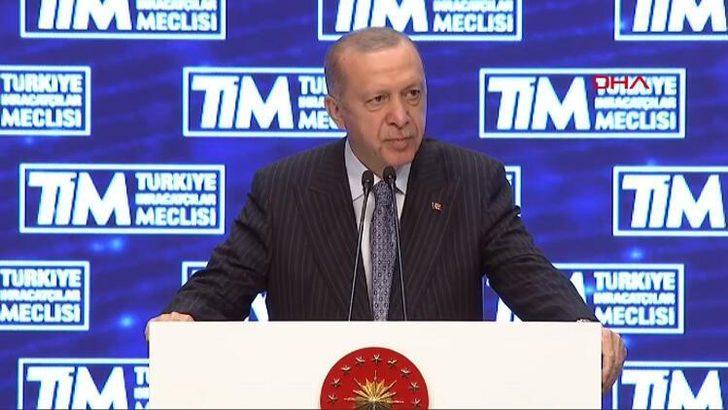 Cumhurbaşkanı Erdoğan duyurdu! İhracatı Geliştirme Fonu kuruluyor