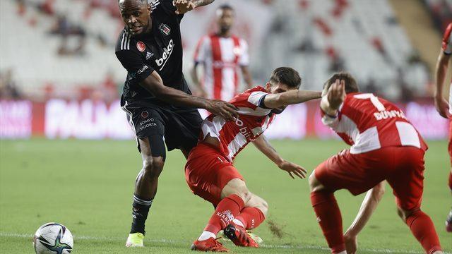 Beşiktaş'tan harika geri dönüş
