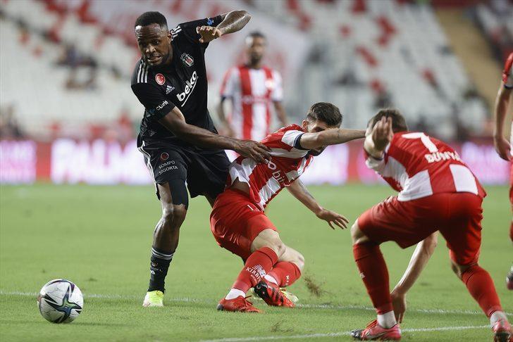 MAÇ ÖZETİ   Antalyaspor 2-3 Beşiktaş