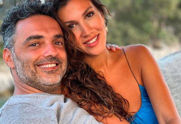 Arda Türkmen ile evlilik hazırlığı yapan Melodi Elbirliler'den bekarlığa veda
