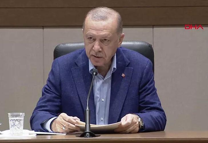 Cumhurbaşkanı Erdoğan'dan gıda ve konuttaki fiyat artışıyla ilgili açıklama: Bu zulmün önüne geçeceğiz