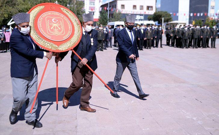 """Doğu Anadolu'da """"19 Eylül Gaziler Günü"""" törenle kutlandı"""