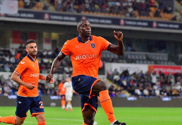 Medipol Başakşehir 2-0 Fenerbahçe (Maç sonucu)