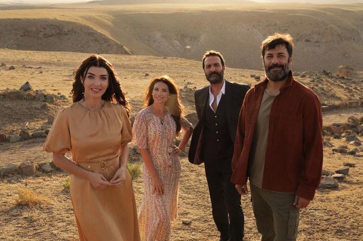 """Uzak Şehrin Masalı 3.Bölüm fragmanı yayınlandı! """"O seni boşuyor Affan Efendi"""""""