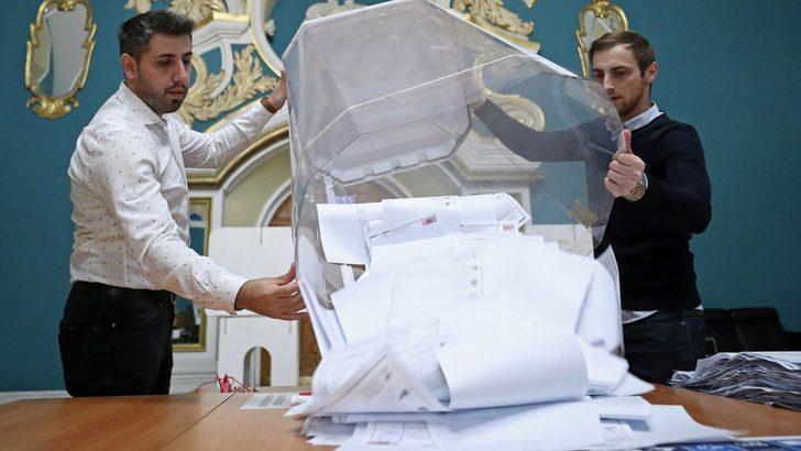 Rusya seçimleri: Putin'in partisi ilk sonuçlara göre oyların yüzde 46'sını aldı