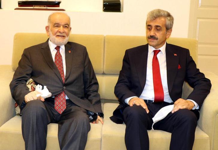 Saadet Partisi Genel Başkanı Karamollaoğlu'ndan ittifak açıklaması