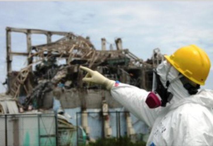 """Japonya'da korkutan kriz! """"Radyoaktif atığı kötü depolanıyor"""" iddiası"""