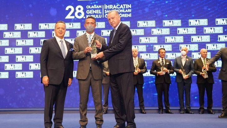 Koç Holding'in ihracat başarısı: 4 şirketi ile ilk 10'a girdi!