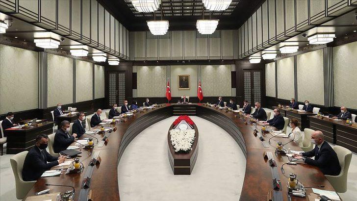 Kabine toplantısı ne zaman? Bugün Kabine var mı?