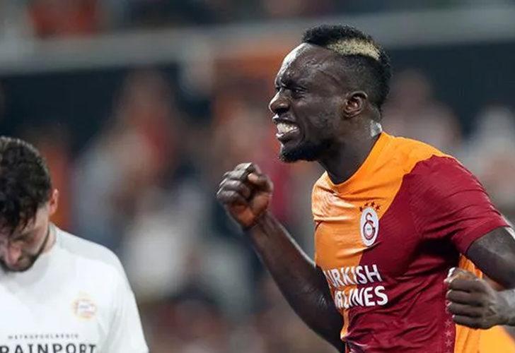 Galatasaray'da Diagne krizi tırmanıyor